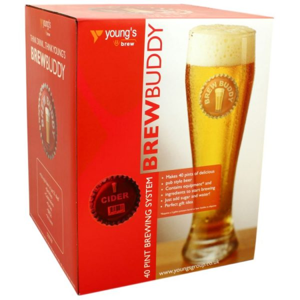 1038 Home Brew Cider Starter Kit