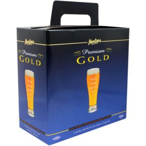 Home Brew Premium Gold Midas Touch Golden Ale 3.6kg