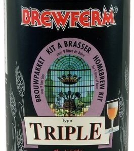 22008 Brewferm Triple Home Brew Kit