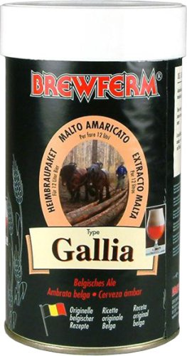 22014 Brewferm Gallia Home Brew Beer Kit