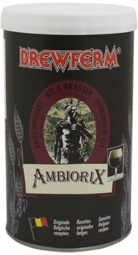 22020 Brewferm Ambiorix Home Brew Beer Kit