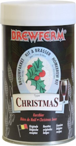 22024 Brewferm Christmas Ale Home Brew Beer Kit
