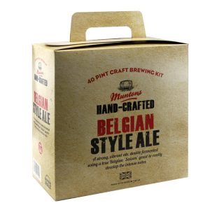 Muntons Craft Beer Kits