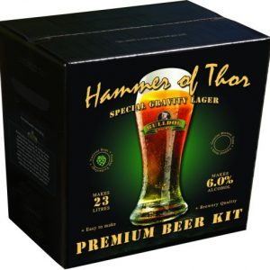 23000 Hammer Of Thor Home Brew Beer Kit