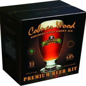 23010 Cobnar Wood Brown Ale Home Brew Beer Kit