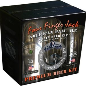 23014 Four Finger Jack APA Home Brew Beer Kit