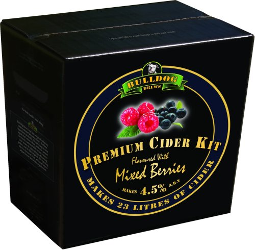 23204 Mixed Berries Cider Home Brew Kit