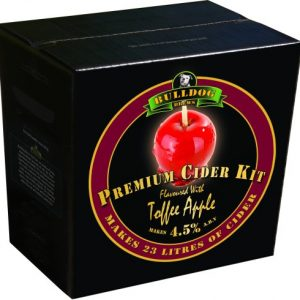 23208 Toffee Apple Cider Homebrew Kit