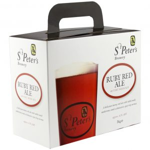 Home Brew Ruby Red Ale 3kg